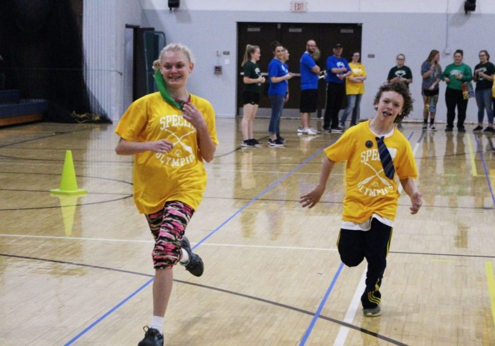 More than 130 student and adult athletes participated at the 31st annual Marshall County Special Olympics Track & Field event at John Marshall High School.