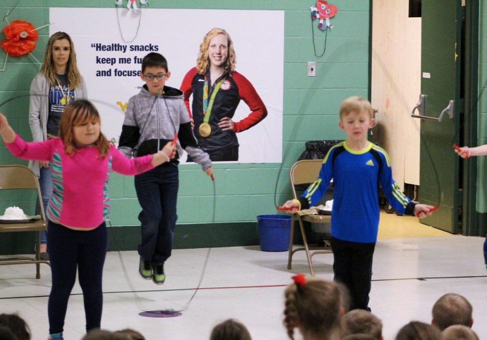 Jump Rope for Heart McNinch