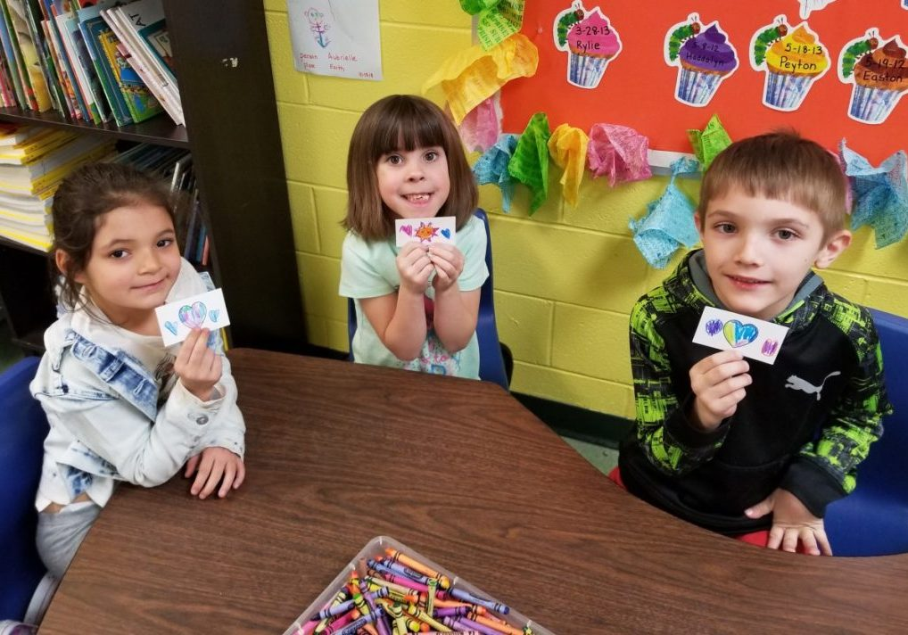 """At the beginning of the 2018-2019 academic year, McNinch Primary School Counselor Jennifer Pickett introduced a school-wide program titled """"Choose Kind."""""""